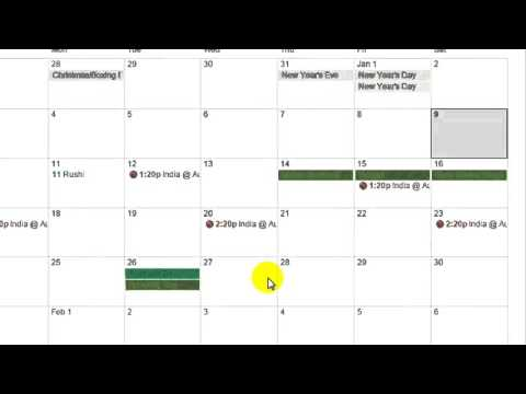 How to change the time zone in Google Calendar