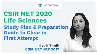 CSIR NET 2020 | Life Sciences | Study Plan & Preparation Guide to Crack the Exam in First Attempt