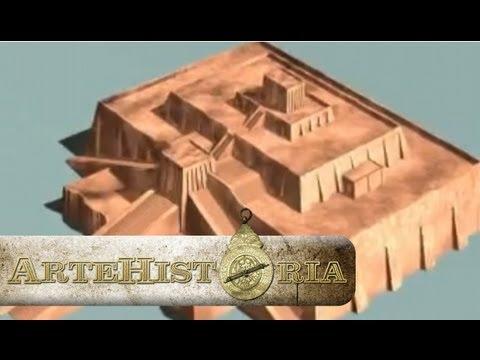 Resultado de imagen de Representación de un Zigurat, la morada del dios de la ciudad y punto de observación del cielo.
