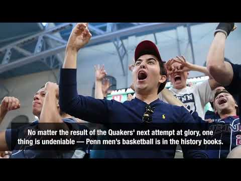 Penn Men's Basketball Clinches Ivy Title over Harvard