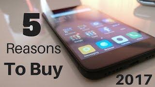 Xiaomi Redmi 4: Top 5 Reasons To Buy.