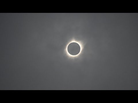 Solar eclipse Missouri 2017 100% totality