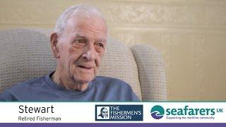 The Fishermen's Mission: Stewart, retired fisherman