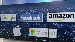 Swamp Watch: Technology giants