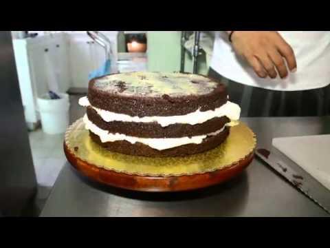 Guinness Baileys Chocolate Cake