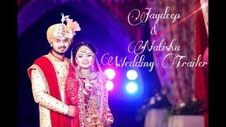 Jagdeep & Natisha Best Punjabi Wedding Highlights 2019 | Heer Nu Jawani - Kala Shah Kala |