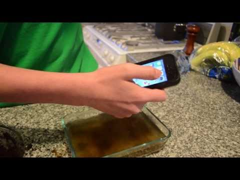 iPhone 5c LifeProof Unboxing, Review And Test