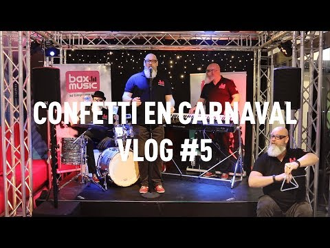 Confetti en Carnaval - Sjoerd Vlog #5