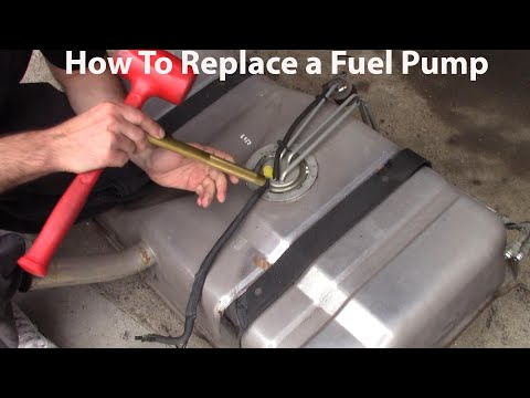 How To Upgrade Your Fuel Pump ! Full install !