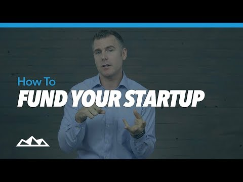 How To Fund Your Startup | Dan Martell