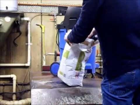 PowerVac Nilfisk Alto Xtreme Clean cement dust demo