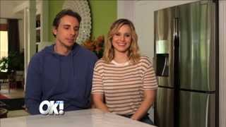 Behind the Scenes for Kristen Bell and Dax Shepard