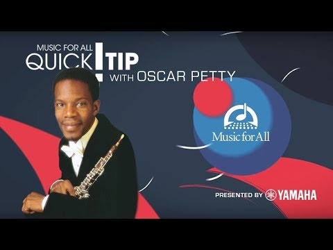 Quick Tip with Dr. Oscar Petty