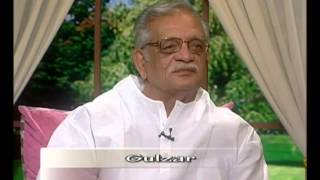 A Journey of Thoughts - with Gulzar