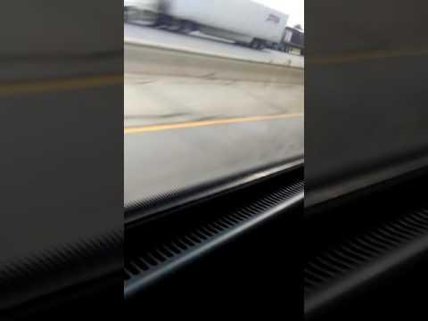 Greyhound bus ride to Chicago
