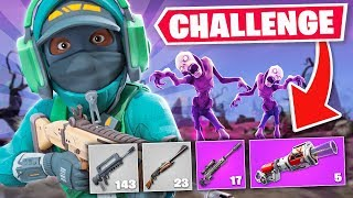ZOMBIE LOOT ONLY but its Fortnite Chapter 2...