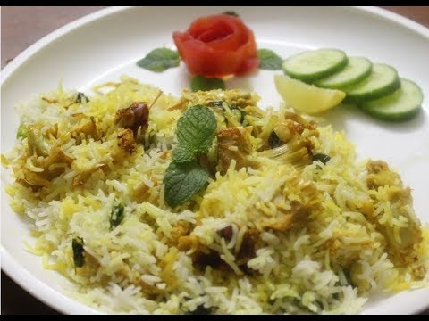 कटहल से बनाये टेस्टी बिरयानी / kathal biryani recipe by Raks HomeKitchen