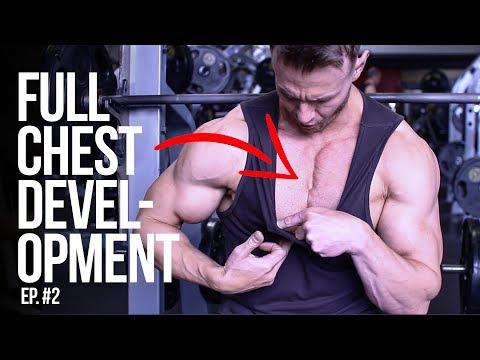 Developing A Full Chest | Rob Riches | Ep. 2