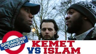 Kemet vs Islam | Did All Humans Come From Adam And Eve? | Speakers Corner