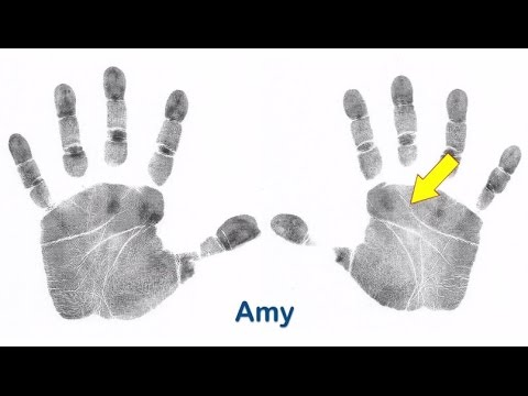Should you look at your right hand, or your left hand? - by palm-reading.org