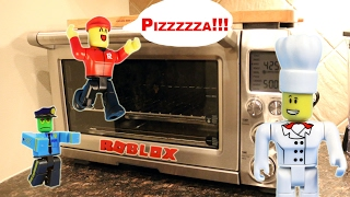 Roblox in Real Life - What if Roblox was Real?! - Pizza Brains - Gamer Chad Plays