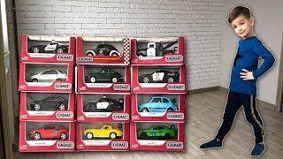 Download Новые волшебные машинки. Много новых игрушек из одной. Видео для детей. Video