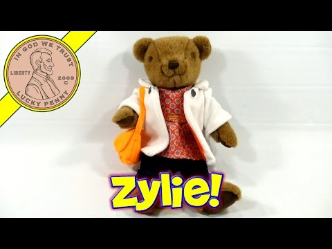 Zylie The Bear Kit - The Adventures Of Zylie & Friends (Special Offer)