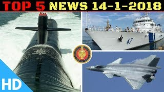 Indian Defence Updates : India Russia 1000Cr Submarine Project,India Japan Coast Guard,J-20 Service