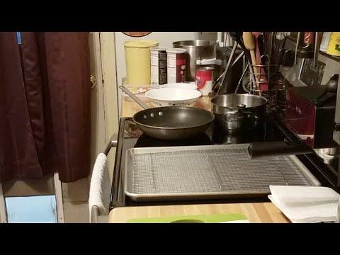 Chicken Parm With Bacon Marinara