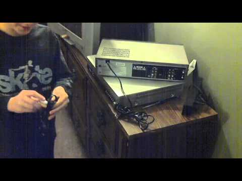 how to hook up your dvd vcr player o your tv