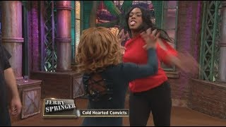 Download Greatest Fight Night Of All Time (The Jerry Springer Show) Video