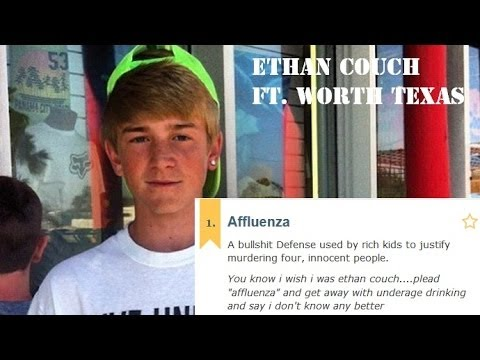 Ethan Couch Affluenza Texas Drunk Driving Murderer - CURES