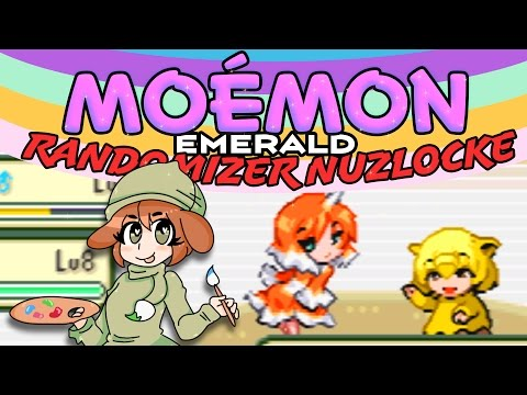 GETTING LOST WITH LOLIS - [POKÉMON MOEMON EMERALD] - 4