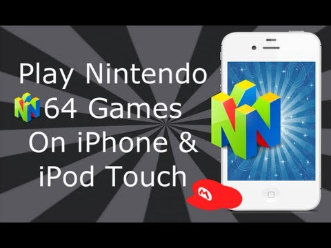 Nintendo 64 Emulator & Games FREE On iOS iPhone iPad iPod Touch