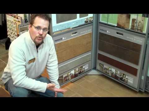 The Great Imitator:  Faux Hardwood Porcelain Tile