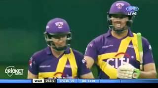 All Stars Cricket Sachin blasters vs warne warriors highlights match two Full Highlights
