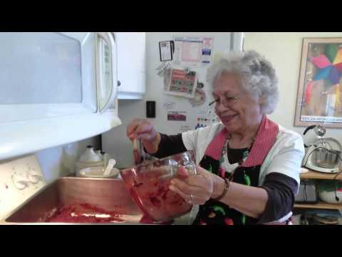 Grandma Zam's Kitchen - Making Pork Tamales