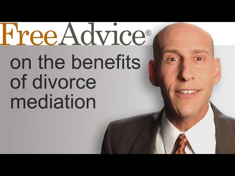 The Benefits of Divorce Mediation
