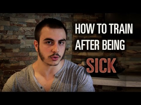 #1 Way to Train After Being Sick/Taking Time Off