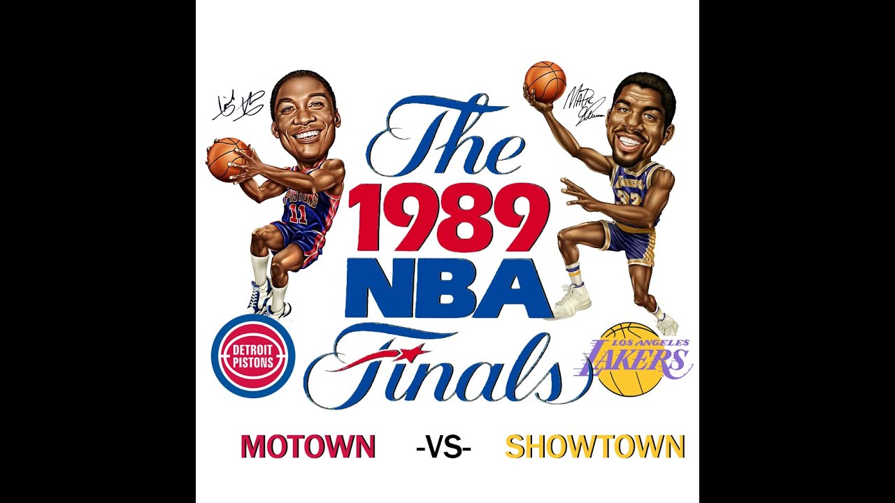 1989 NBA Finals Game 4