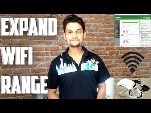 How to use router as a WiFi Repeater/Expander - TPLink   CreatorShed