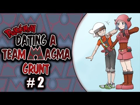 Dating a Team Magma Grunt: Chapter 2 (English Dub)