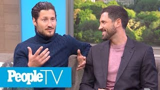 DWTS: Val Chmerkovskiy On Why He Went Public With Jenna Johnson, Admits He Has Baby Fever | PeopleTV