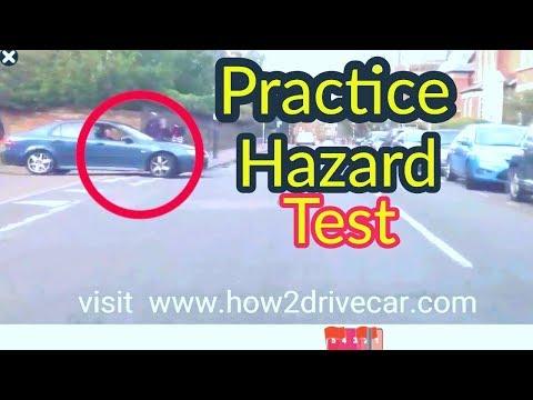 DVSA HAZARD PERECEPTION TEST PRACTICE ONLINE
