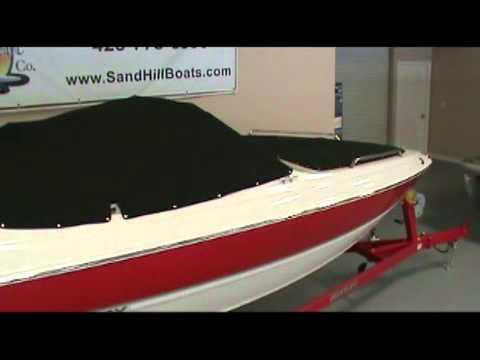 Stingray 191 RX at Sandhill Boat Co. Dayton Tn