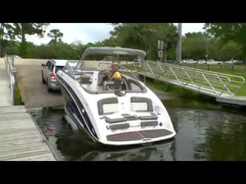 Yamaha Jet Boat Maneuverability
