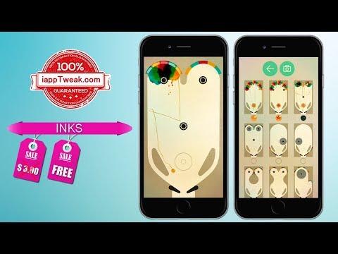 INKS : Apple's free app of the week [$3 Value]