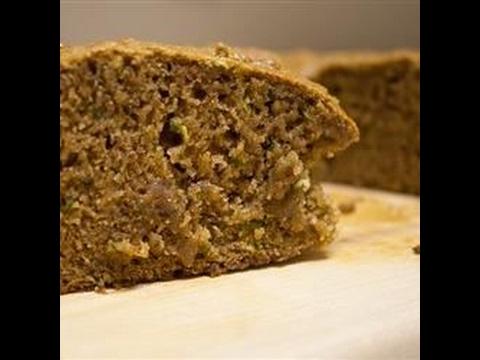 Easy Kingman's Vegan Zucchini Bread Recipe