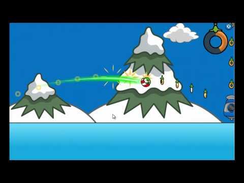 Club Penguin - Puffle Launch Blue Sky Level 9