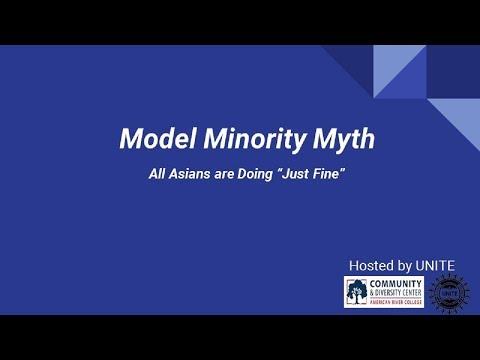 College Hour - Model Minority